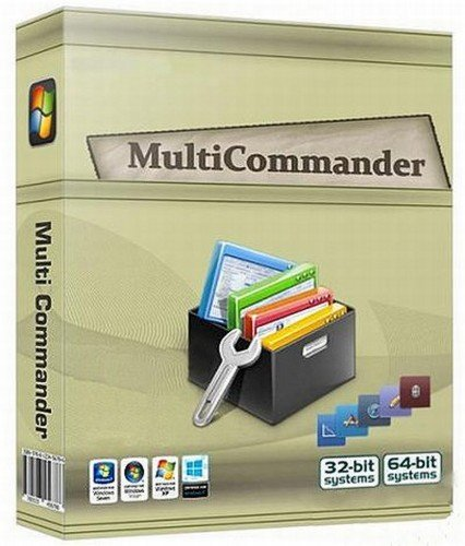 Multi Commander 7.5.0 Build 2381 Multilingual Portable