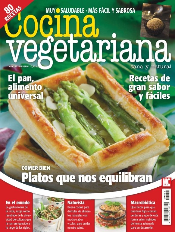 Download cocina vegetariana enero 2015 softarchive for Cocina vegetariana