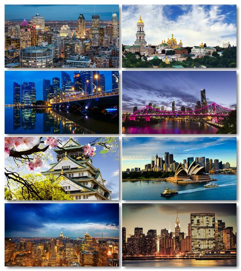 amazing cityscapes hd wallpapers - photo #3