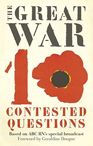 great war essay contest