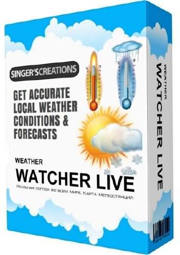 Weather Watcher Live 7.2.89 + Portable