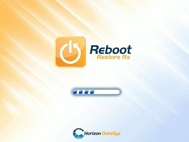Reboot Restore Rx 3.2 Build 20190319