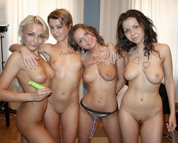 Русские голые вечеринки фото