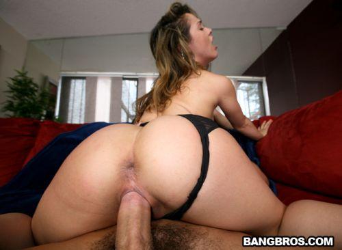 Nicest latina ass free video
