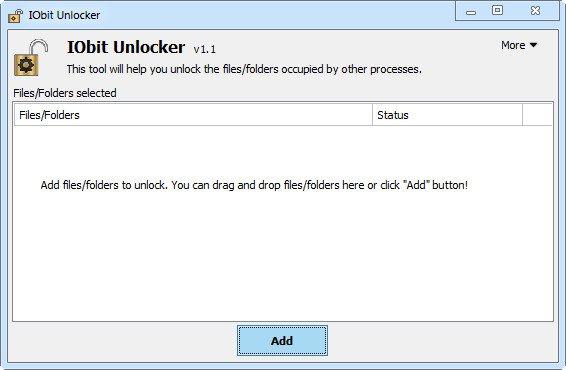 IObit Unlocker 1.1.2 Multilingual