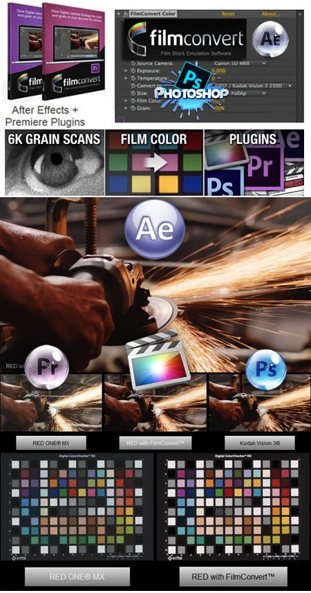 filmconvert pro 2.12 cracked (full activated)