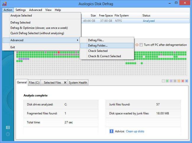 Auslogics Disk Defrag 7.1.2.0 DC 06.04.2017