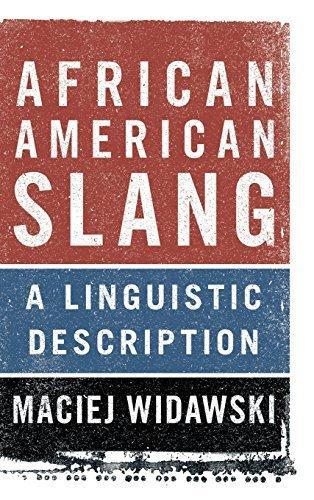 American Slang Pdf