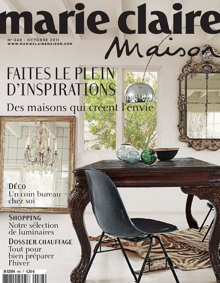 Download marie claire maison n 448 octobre 2011 softarchive - Marie claire maison concours ...