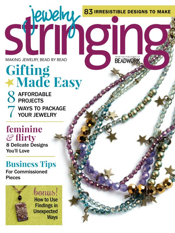 Download jewelry stringing winter 2015 softarchive for Jewelry books free download