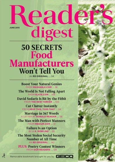 Readers Digest 2015 Pdf