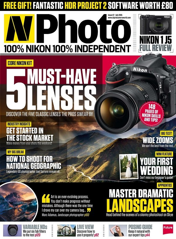 n photo magazine pdf download