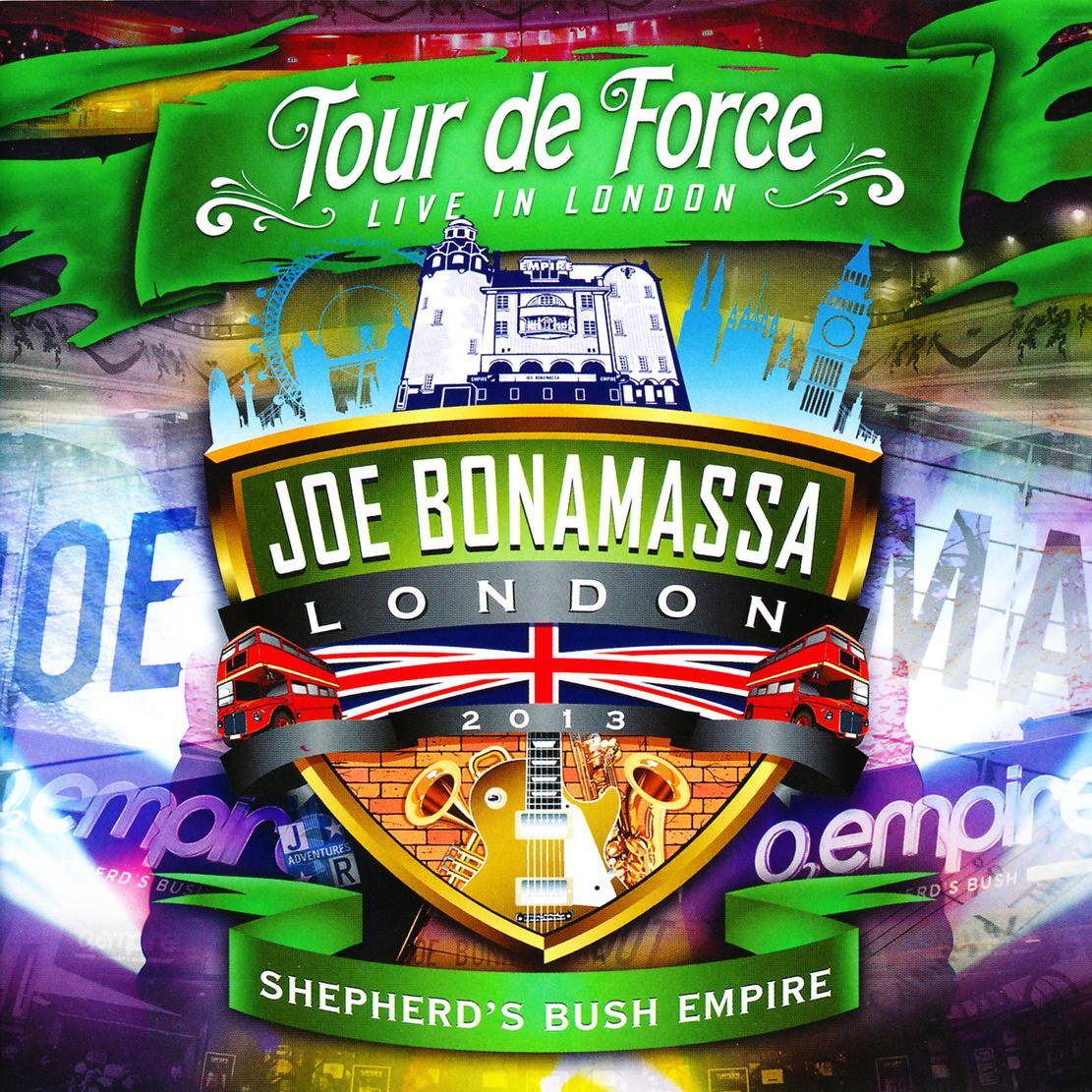 Bonamassa Tour De Flac