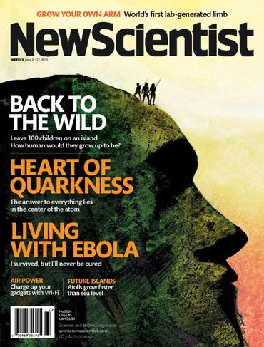New Scientist 2015 Pdf