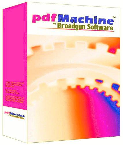 Resultado de imagen para Broadgun pdfMachine