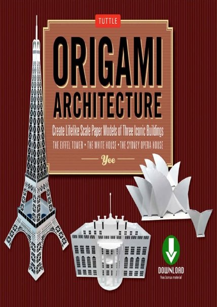 Download Origami Architecture Kit Create Lifelike Scale