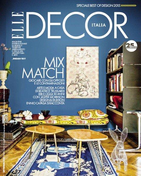 Download elle decor italia settembre 2015 true pdf for Elle decor italia