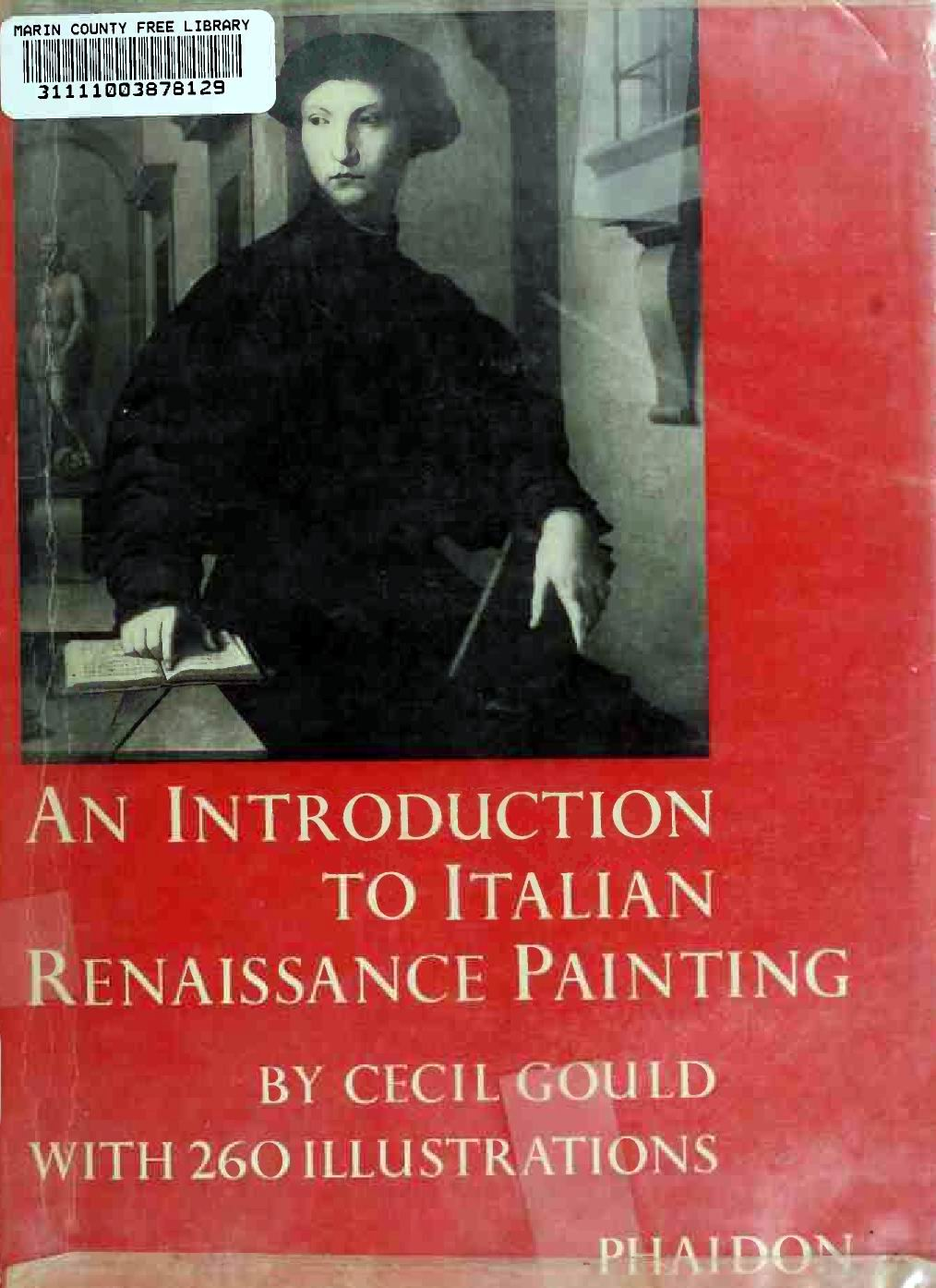 an introduction to the renaissance