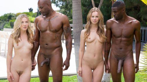 чернокожие нудисты фото