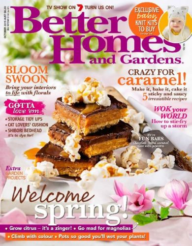 Download Better Homes And Gardens Australia October 2015