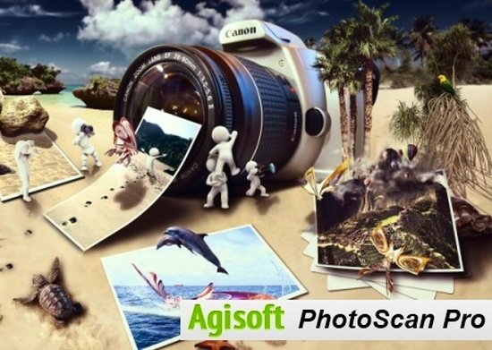 Agisoft PhotoScan Professional v1.4.0 Build 5076