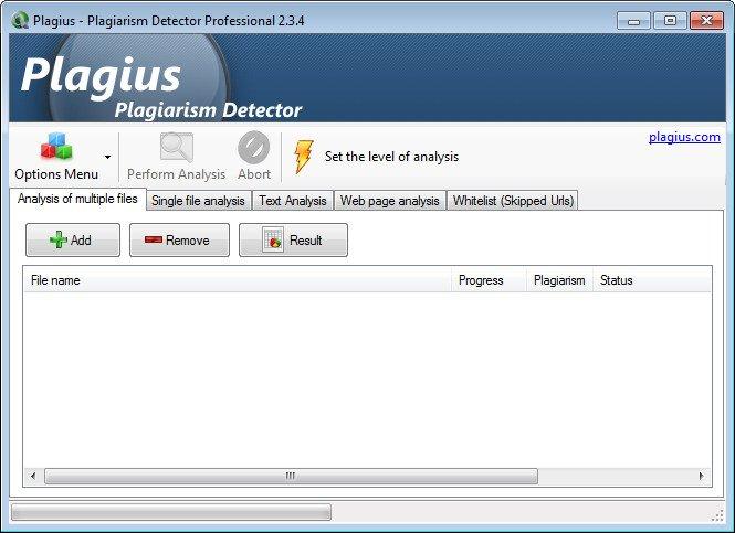 Plagius Professional 2.4.12 Portable