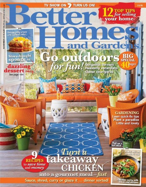 Download Better Homes And Gardens Australia November