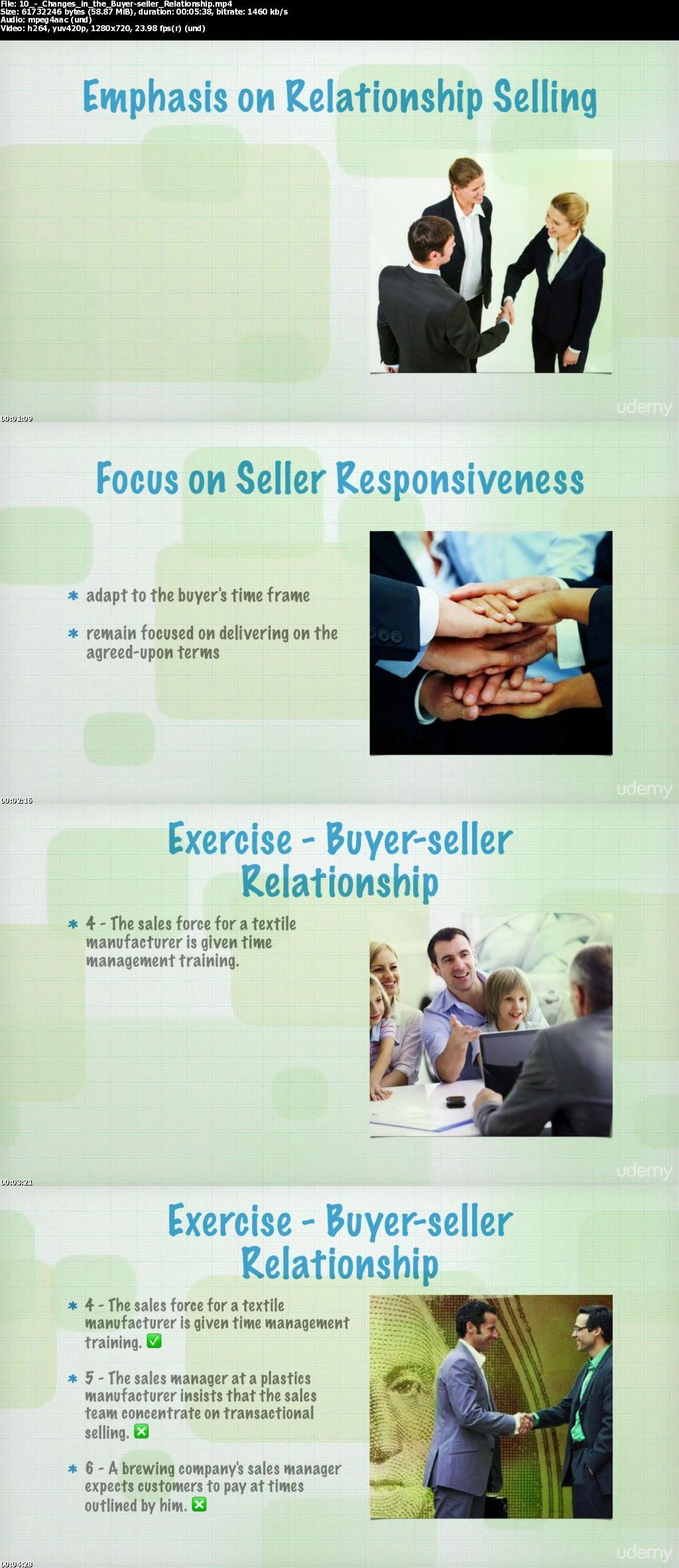 buyer seller relationship an export marketing challenge Customer engagement, buyer-seller relationships, and and relationship marketing keywords customer engagement, buyer-seller relationships.