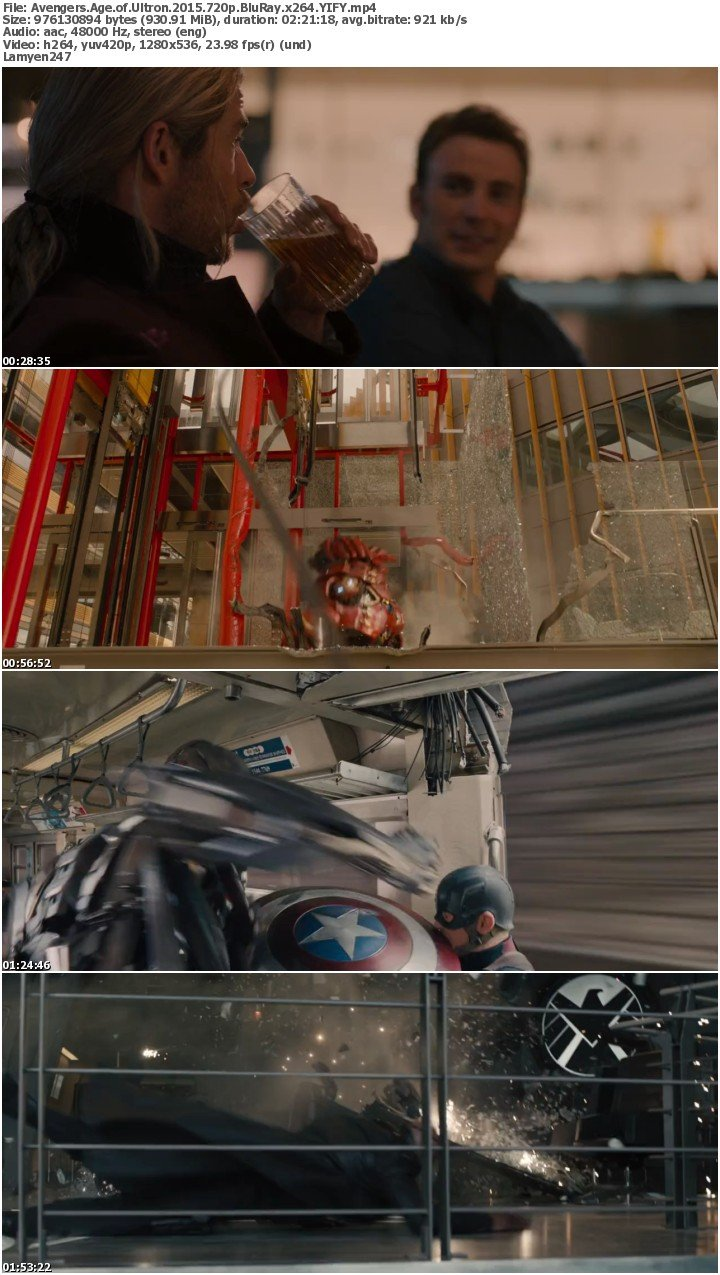 torrent avengers age of ultron movie download