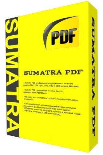 SumatraPDF 3.0 + Portable