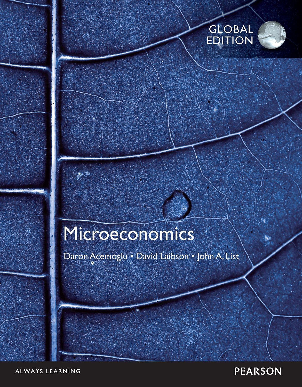 Microeconomics, global edition vitalsource etext, 7, perloff.