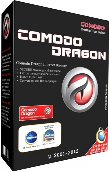 COMODO 2012 BAIXAR DRAGON