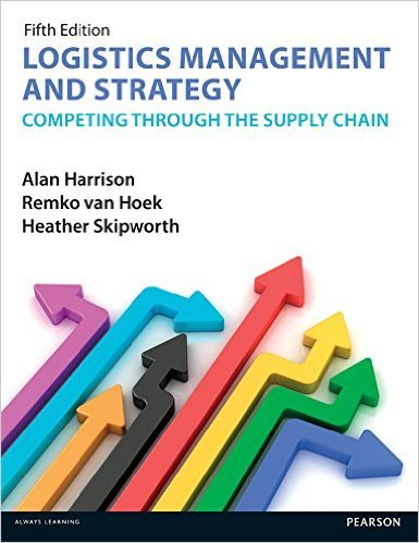 logistics supply chain and competitive strategy