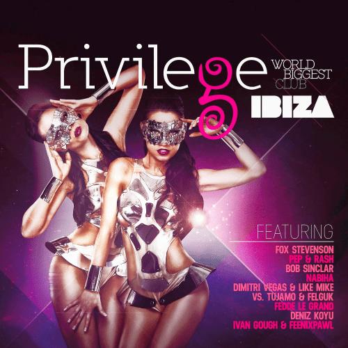 Privilege Ibiza: Worlds Biggest Club 3CD (2015)