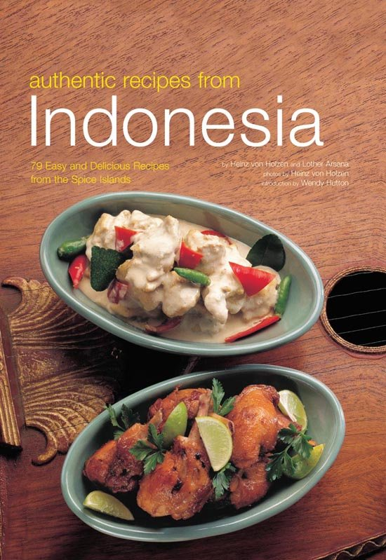 Download authentic recipes from indonesia softarchive for Authentic indonesian cuisine