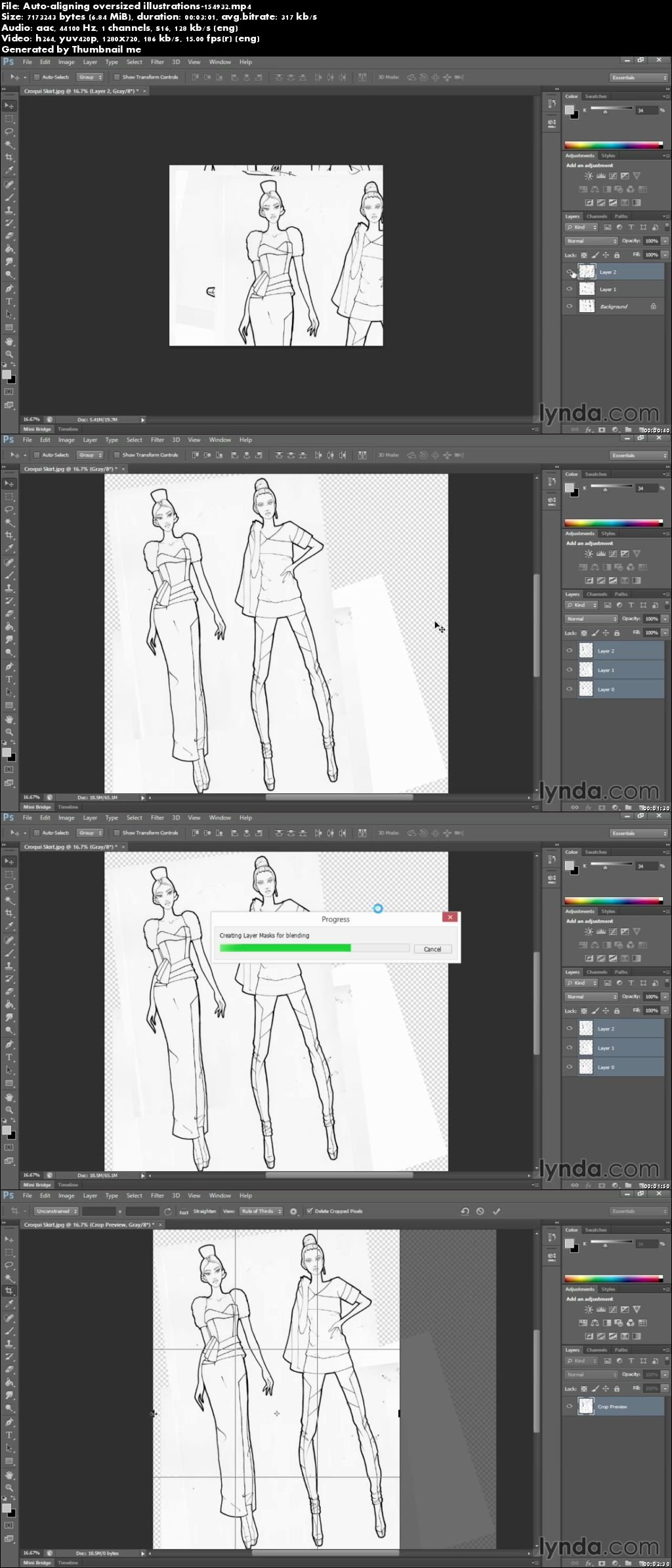 Download Lynda Photoshop For Fashion Design Rendering Techniques Softarchive