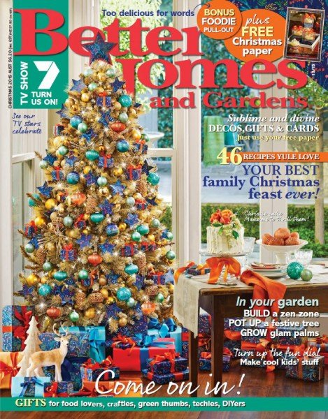 Download better homes and gardens australia christmas Better homes and gardens download