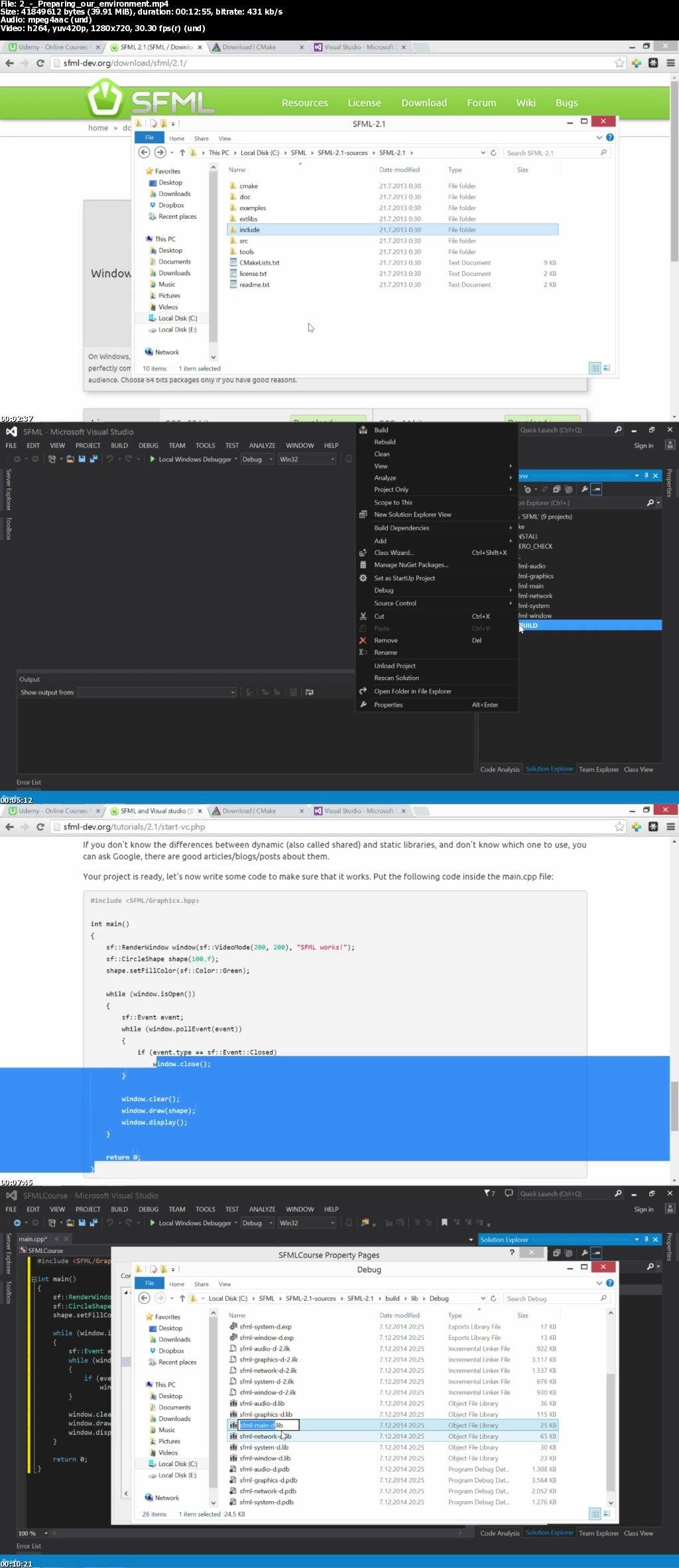 Download Udemy - C++ Design Patterns - SoftArchive