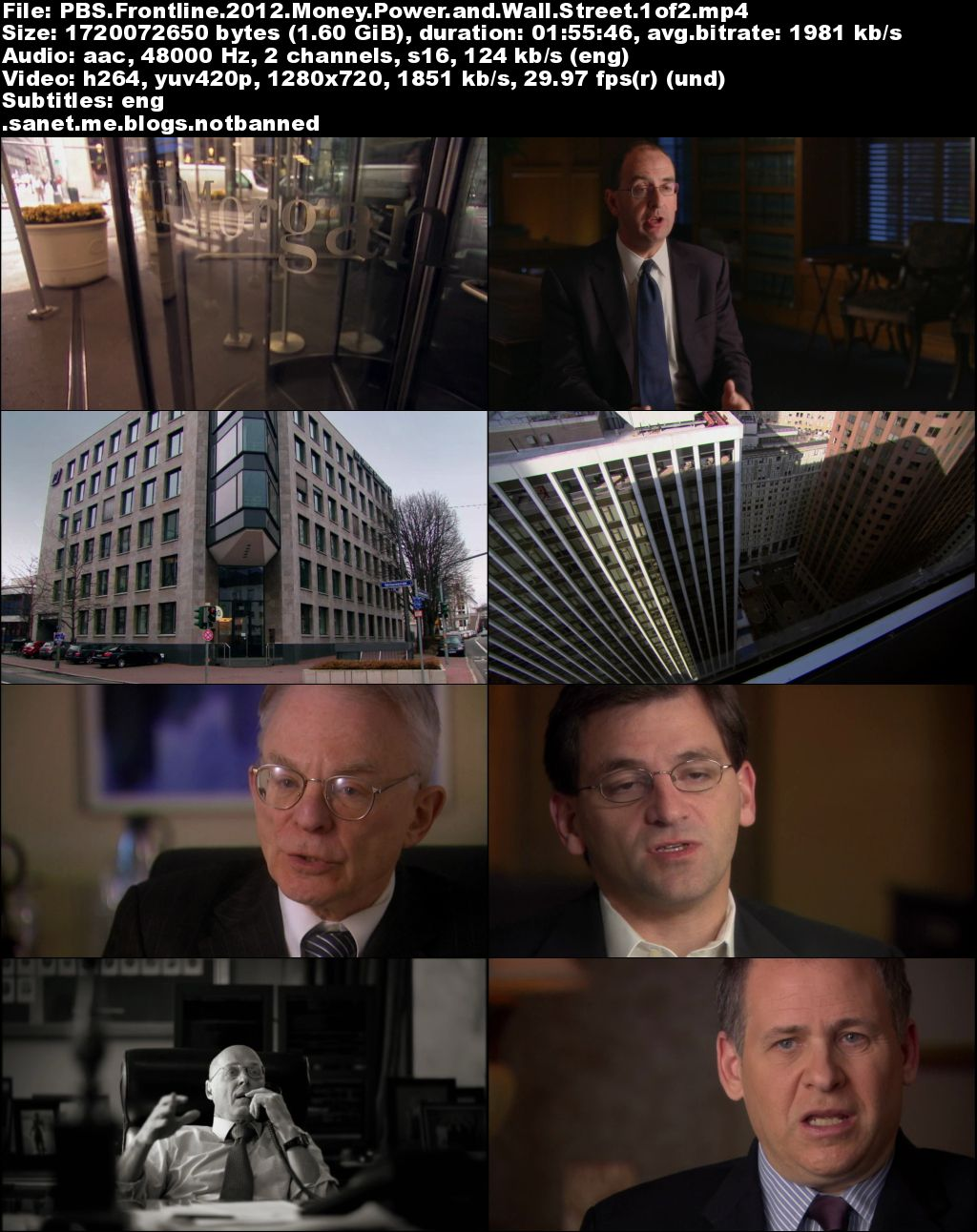 money power wall street Money, power and wall street: part two how us leaders struggled to respond to a financial crisis that caught them by surprise watch your shows many ways.