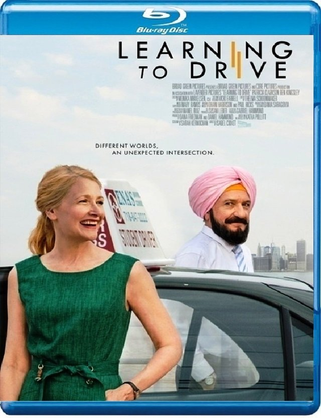"learning to drive Among the charms of ""learning to drive,"" a small, observant dual portrait of a new york book critic and her indian-american driving instructor, are the detailed, lived-in performances of its stars, patricia clarkson and ben kingsley the film belongs to a school of grown-up, low-drama two."