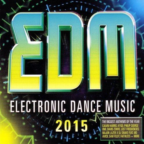 VA - EDM Electronic Dance Music 2015 (2015)
