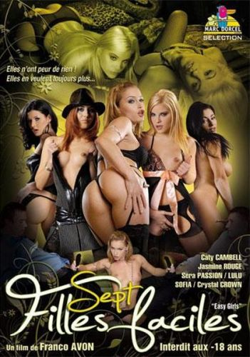 sept filles faciles порно