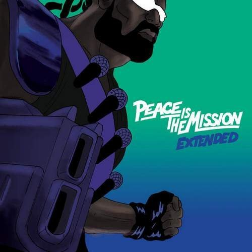 Major Lazer - Peace Is The Mission (Extended Version) (2015) 320 kbps - Lossless
