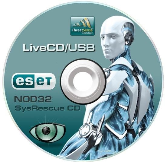 ESET SysRescue Live 1.0.16.0