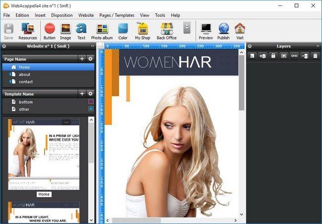 Intuisphere WebAcappella E-Commerce 4.6.26 Multilingual
