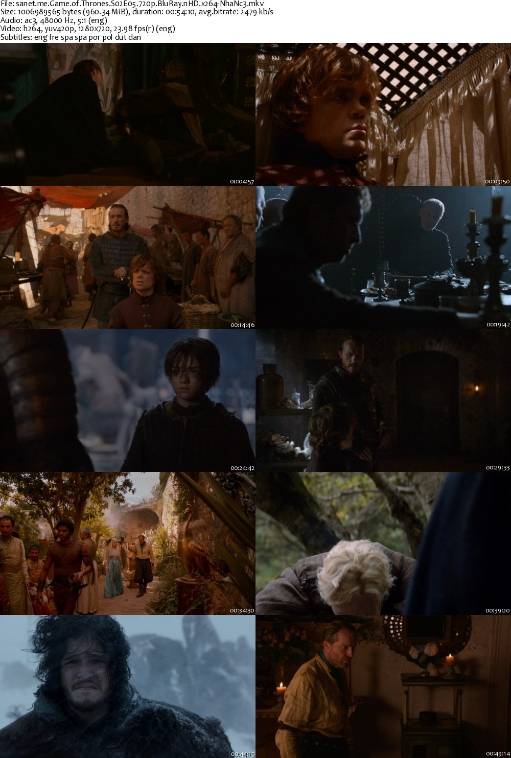 game of thrones s02