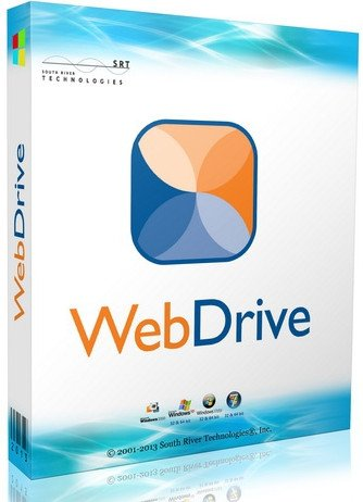 WebDrive Enterprise 2017 Build 4860
