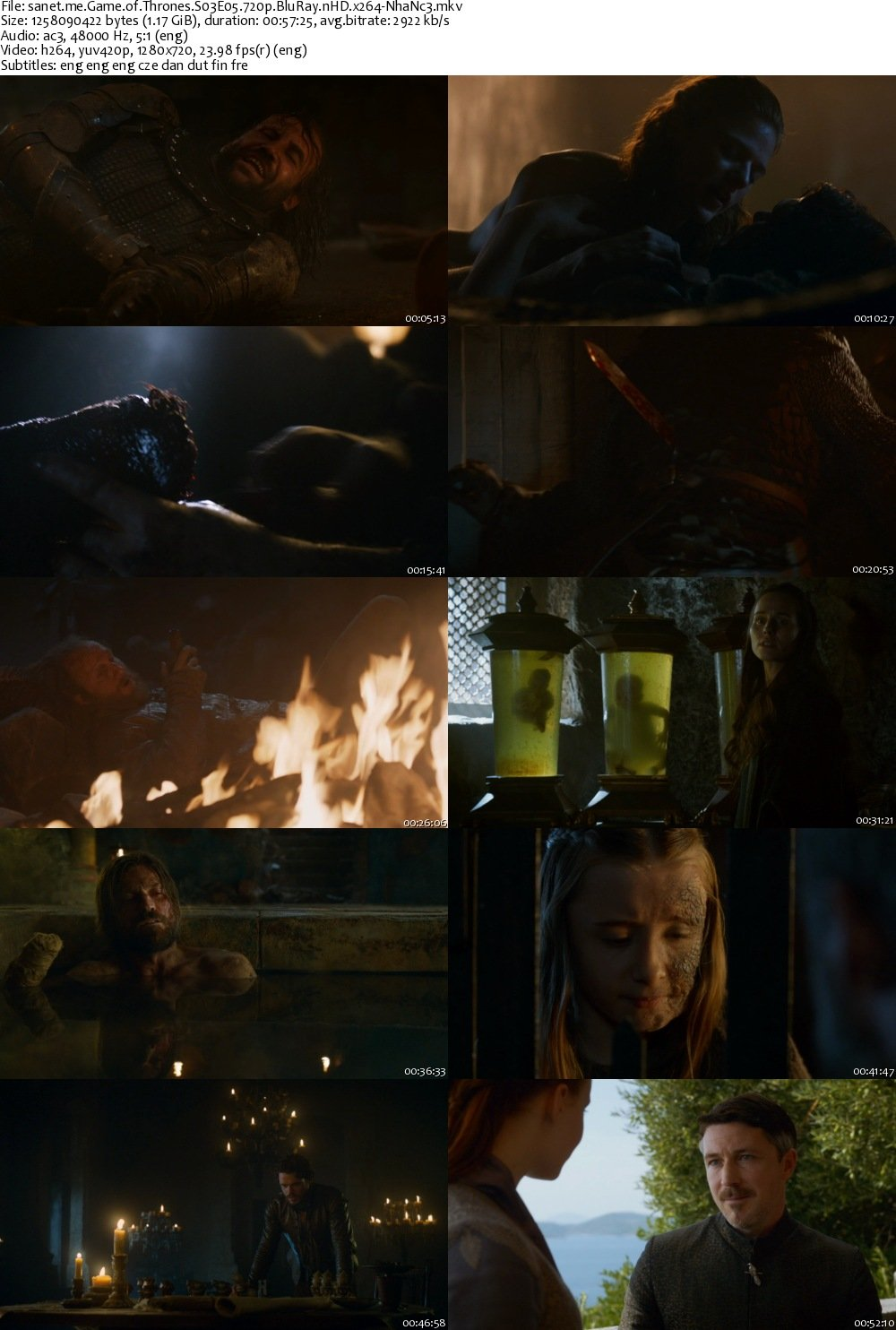 Game of Thrones s03 720p Nl