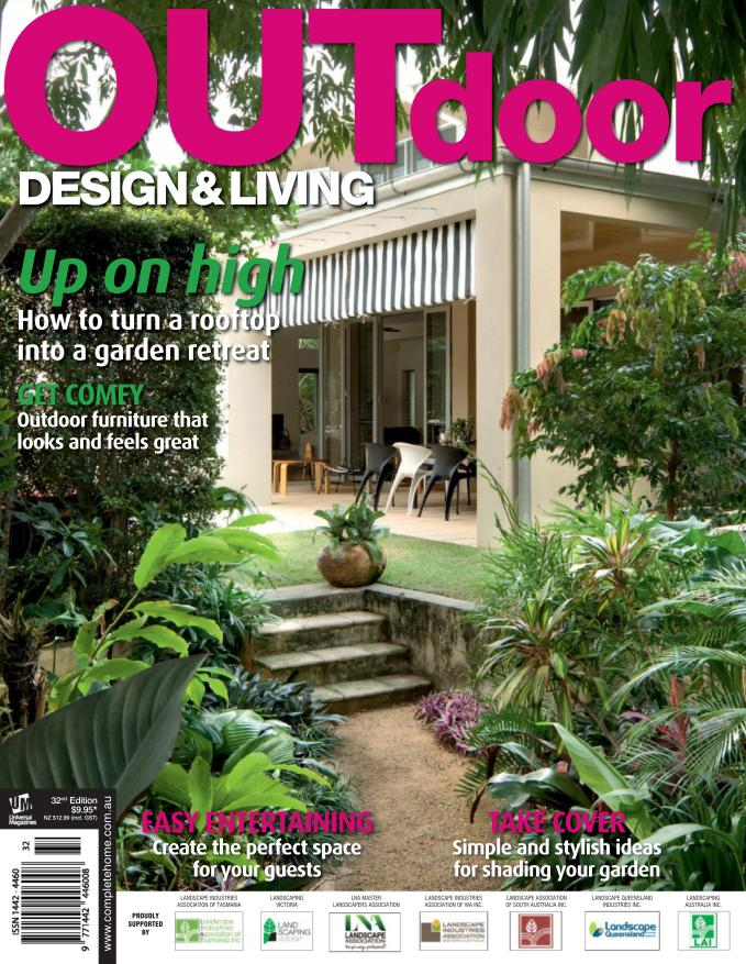 Download outdoor design living issue 32 2015 true pdf for Outdoor living magazine