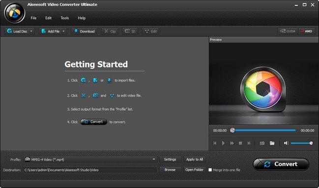 Aiseesoft Video Converter Ultimate 9.1.6 Multilingual